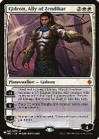 Mystery Booster/The List: Gideon, Ally of Zendikar