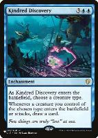 Mystery Booster/The List: Kindred Discovery