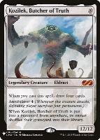 Mystery Booster/The List: Kozilek, Butcher of Truth