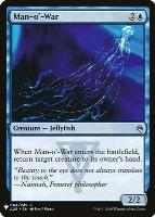 Mystery Booster/The List: Man-o'-War (Masters 25)