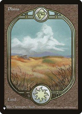 Mystery Booster/The List: Plains
