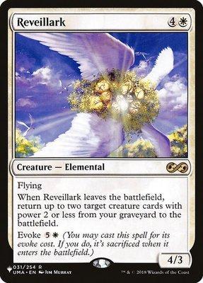 Mystery Booster/The List: Reveillark