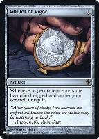 Mystery Booster: Amulet of Vigor (Foil)