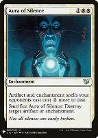 Mystery Booster: Aura of Silence