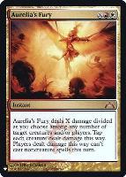 Mystery Booster: Aurelia's Fury (Foil)