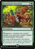 Mystery Booster: Beastmaster Ascension