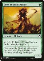 Mystery Booster/The List: Elves of Deep Shadow