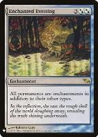 Mystery Booster/The List: Enchanted Evening