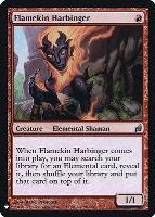 Mystery Booster/The List: Flamekin Harbinger (Foil)