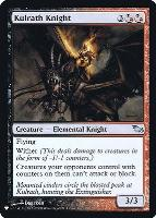 Mystery Booster/The List: Kulrath Knight (Foil)