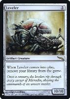 Mystery Booster: Leveler (Foil)