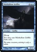 Mystery Booster/The List: Misthollow Griffin (Foil)