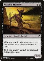 Mystery Booster/The List: Miasmic Mummy