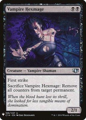 Mystery Booster/The List: Vampire Hexmage
