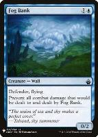 Mystery Booster/The List: Fog Bank