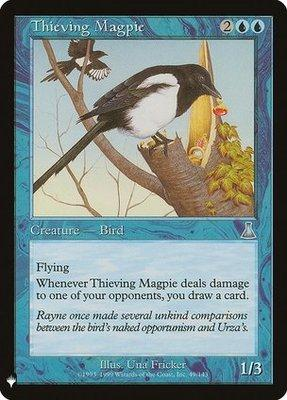 Mystery Booster/The List: Thieving Magpie