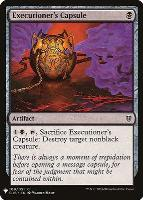 Mystery Booster/The List: Executioner's Capsule