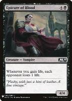 Mystery Booster/The List: Epicure of Blood