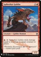 Mystery Booster/The List: Spikeshot Goblin