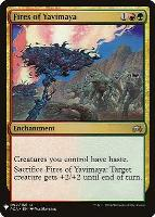 Mystery Booster/The List: Fires of Yavimaya