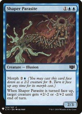 Mystery Booster/The List: Shaper Parasite