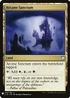 Mystery Booster: Arcane Sanctum
