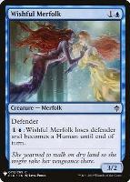 Mystery Booster/The List: Wishful Merfolk
