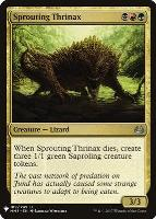 Mystery Booster/The List: Sprouting Thrinax