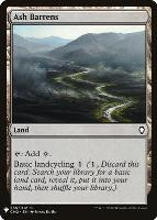 Mystery Booster: Ash Barrens