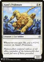 Mystery Booster/The List: Ajani's Pridemate