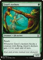 Mystery Booster/The List: Ezuri's Archers