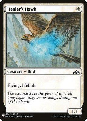 Mystery Booster: Healer's Hawk