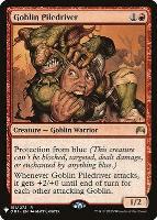 Mystery Booster/The List: Goblin Piledriver