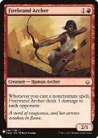 Mystery Booster/The List: Firebrand Archer