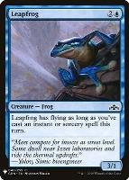 Mystery Booster/The List: Leapfrog
