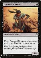 Mystery Booster/The List: Doomed Dissenter