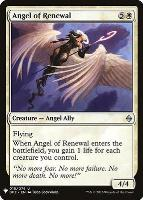Mystery Booster/The List: Angel of Renewal