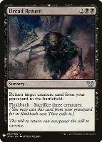 Mystery Booster/The List: Dread Return
