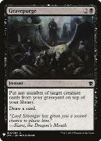 Mystery Booster/The List: Gravepurge