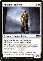 Mystery Booster: Knight of Sorrows