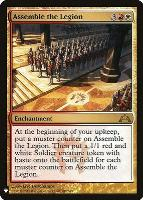 Mystery Booster/The List: Assemble the Legion