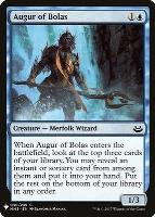 Mystery Booster/The List: Augur of Bolas