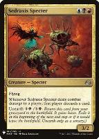 Mystery Booster/The List: Sedraxis Specter