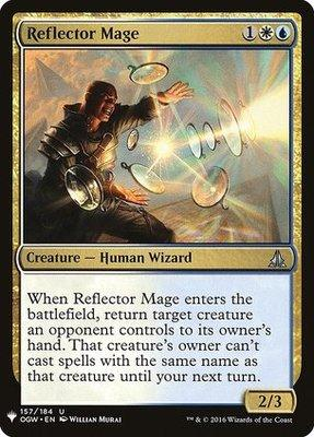Mystery Booster/The List: Reflector Mage