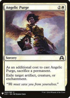 Mystery Booster/The List: Angelic Purge