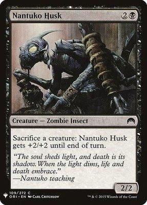 Mystery Booster/The List: Nantuko Husk