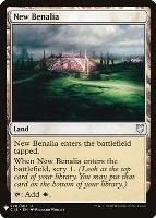 Mystery Booster: New Benalia