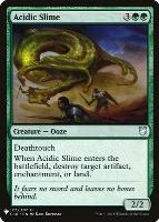 Mystery Booster/The List: Acidic Slime