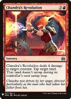 Mystery Booster/The List: Chandra's Revolution