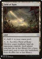 Mystery Booster/The List: Field of Ruin